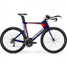Велосипед Merida Warp Limited DarkBlue/BahrainTeam 2019