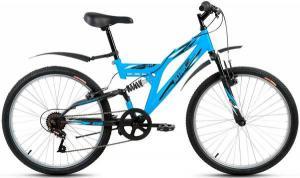 "Велосипед 24"" Altair MTB FS 24 1.0 6 ск 16-17 г"