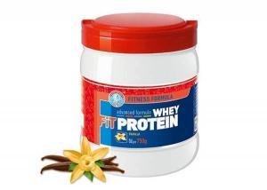 Whey FitPROTEIN (0,75 кг) ваниль