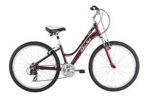 Велосипед Haro Lxi 6.1 ST (Shiny Ruby) (2015)