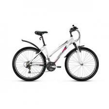 Велосипед Forward Jade 1.0 26 (2017) Белый/Серый Матовый