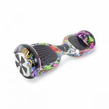 Гироборд Hoverbot A-3 LED Light purple multicolor