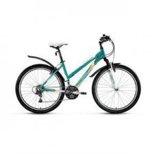 Велосипед Forward Jade 1.0 26 (2017) Бирюзовый/Белый