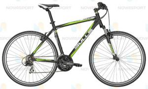 Велосипед Bulls Pulsar Cross (2015) Black/Green