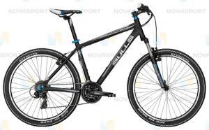Велосипед Bulls Wildtail (2015) Black/Blue