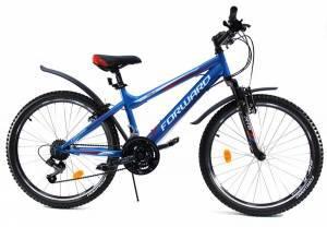 Велосипед Forward Titan 2.0 24 (2017) Синий Матовый
