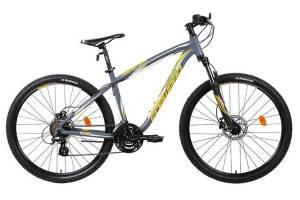 Велосипед Forward Agris 2.0 Disc 27.5 (2015) Серый Матовый