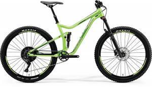 Велосипед Merida One-Forty 600 Matt Met.Green (Shiny Green) 2018