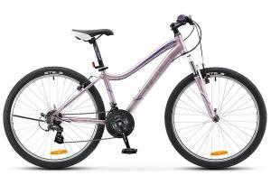 Велосипед Stels Miss-5000 V V021 Аметистовый