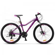 Велосипед Stels Miss-6100 MD V030 Темно-фиолетовый (LU087753)