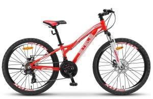 "Велосипед Stels Navigator 24"" 460 MD V020 Красный"