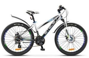 """Велосипед Stels Navigator 24"""" 470 MD V020 Белый/Черный"""