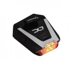 Фонарь задний Moon LX-70 (1 диод. 6 реж. USB)