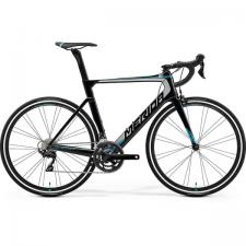 Велосипед Merida REACTO 4000 MetallicBlack/Silver/Blue 2019