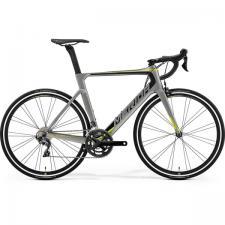 Велосипед Merida REACTO 5000 MattMetallicGrey/Black/Green 2019