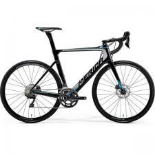 Велосипед Merida REACTO Disc-4000 MetallicBlack/Silver/Blue 2019