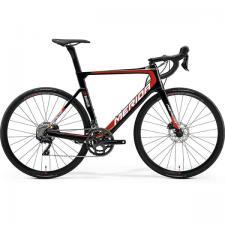 Велосипед Merida REACTO Disc-4000 Black/TeamReplica 2019