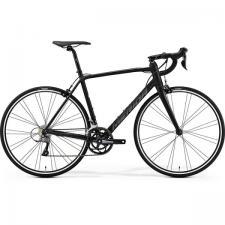 Велосипед Merida SCULTURA 100 MattBlack/White 2019