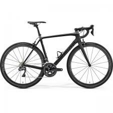 Велосипед Merida SCULTURA 8000-E MattBlack/GlossyBlack 2019