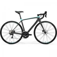 Велосипед Merida SCULTURA Disc 4000-Juliet SilkDarkSilver/Teal 2019