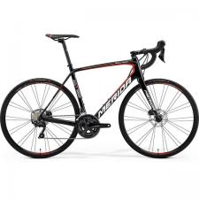 Велосипед Merida SCULTURA Disc 4000 Black/TeamReplica 2019