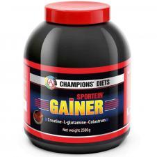 ГЕЙНЕР SPORTEIN® GAINER (2500гр.) шоколад