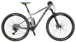 Велосипед Scott Spark 700 (2017)