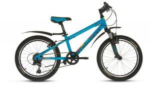 """Велосипед 20"""" Forward Unit Pro 2.0 Голубой Матовый 16-17 г"""