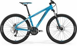 Велосипед Merida Big Seven 40MD Matt Blue/Black/White (2017)