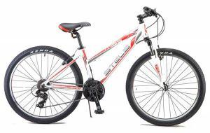 Велосипед Stels Miss-6100 MD V030 Белый/Красный