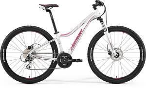 Велосипед Merida Juliet 7.20D Matt White/Pink (2017)