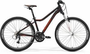 Велосипед Merida Juliet 6.40V Matt Black/Red (2017)