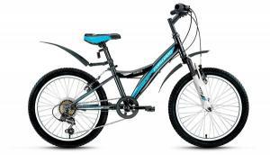 "Велосипед 20"" Forward Dakota 2.0 Disc 6 ск 17-18 г"