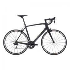 Велосипед Merida SCULTURA 4000-TW Black/NeonYellow 2019