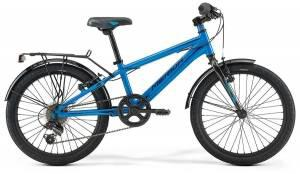 Велосипед Merida Fox J20 Blue/Dark blue (2017)