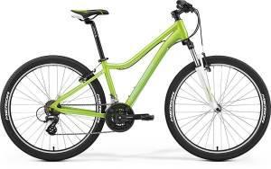 Велосипед Merida Juliet 6.10V Green/Lite Green (2017)