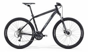 Велосипед Merida Big Seven 40D Matt Black/Grey (2016)