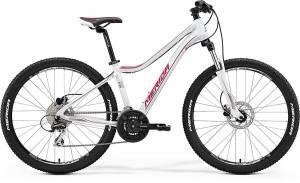 Велосипед Merida Juliet 6.20D Matt White/Pink (2017)