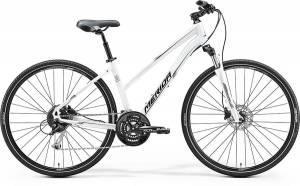 Велосипед Merida Crossway 100 LADY Pearl White/Grey/Black (2017)