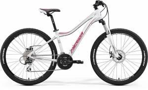 Велосипед Merida Juliet 6.20MD Matt White/Pink (2017)