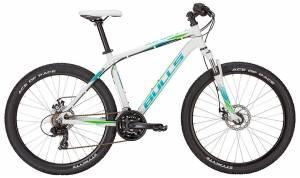 Велосипед Bulls Nandi (2017) white (turquoise/green)
