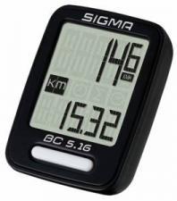 Велокомпьютер Sigma ВС 5.16 Topline 5 функций