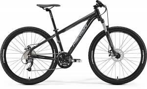 Велосипед Merida Big Seven 40MD Matt Black/Grey (2017)