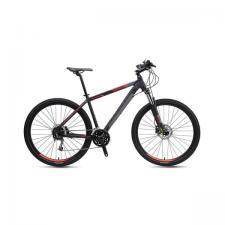 """Велосипед GREEN 2019 VERTEX (Черно-Красный) 27,5"""""""