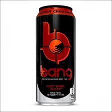 Энергетический напиток BANG Root Beer Blaze 16oz рутбир