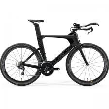 Велосипед Merida Warp 5000 MattUD/ShinyBlack 2019