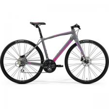 Велосипед Merida Speeder 100-Juliet MattGrey Pink (Purple) 2019