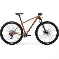 Велосипед Merida Big Nine 5000 Copper (Brown/Silver) 2019