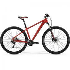Велосипед Merida Big Nine 80-D SilkRed (DarkRed) 2019