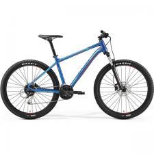 Велосипед Merida Big Seven 100 Glossy Blue (Red) 2019